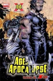 X-Men Age Of Apocalypse Comics